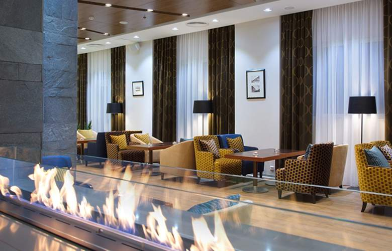 Hilton Garden Inn Ufa Riverside - Restaurant - 4