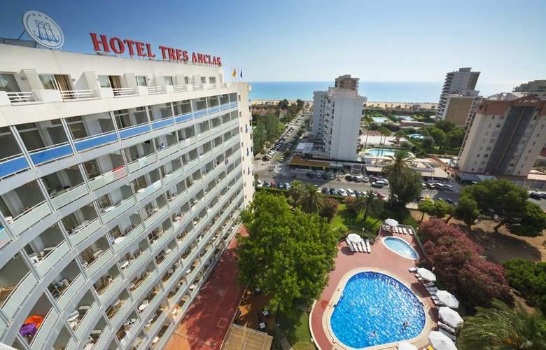 Tres Anclas - Hotel - 0