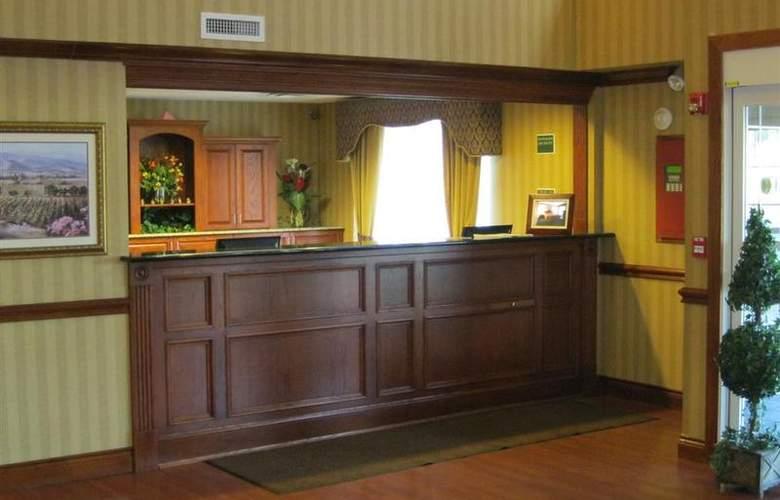 Best Western Executive Inn & Suites - General - 87