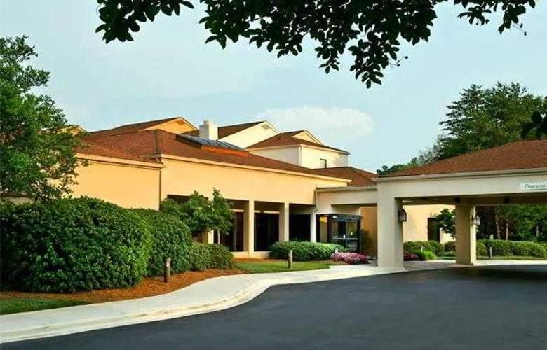 Courtyard Charlotte SouthPark - Hotel - 5