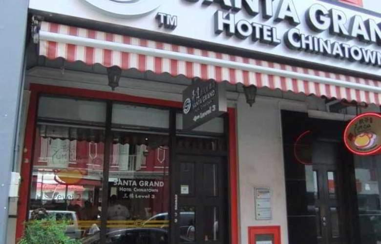 Santa Grand Hotel Chinatown - Hotel - 9