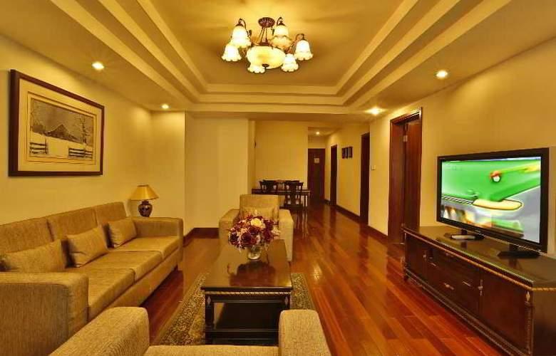Rayfont Hongqiao Hotel & Apartment Shanghai - Room - 5