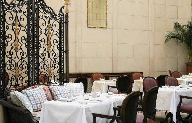 The Ritz-Carlton Budapest - Restaurant - 26