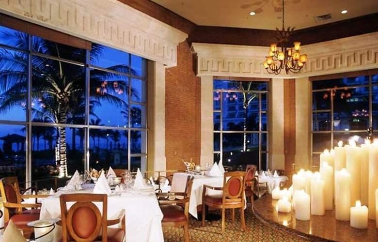 Jw Marriott Cancun Resort & Spa - Restaurant - 6