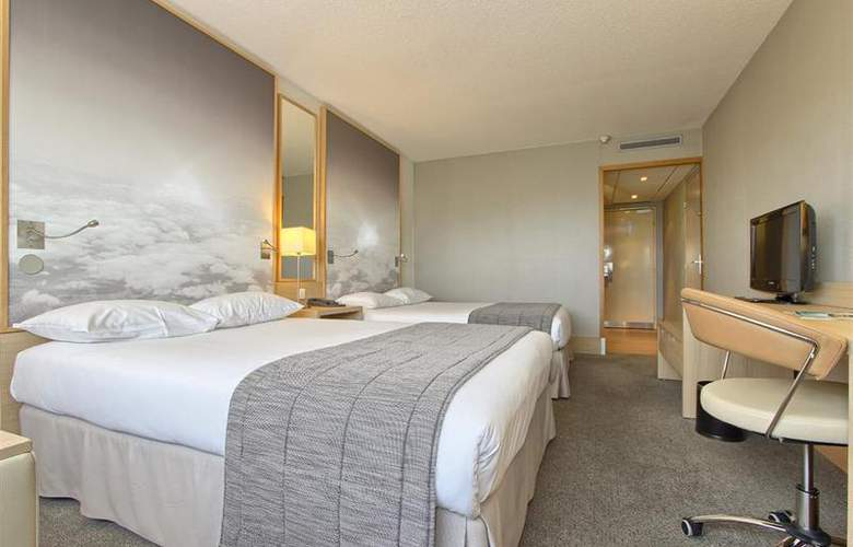 Best Western Paris CDG Airport - Room - 39
