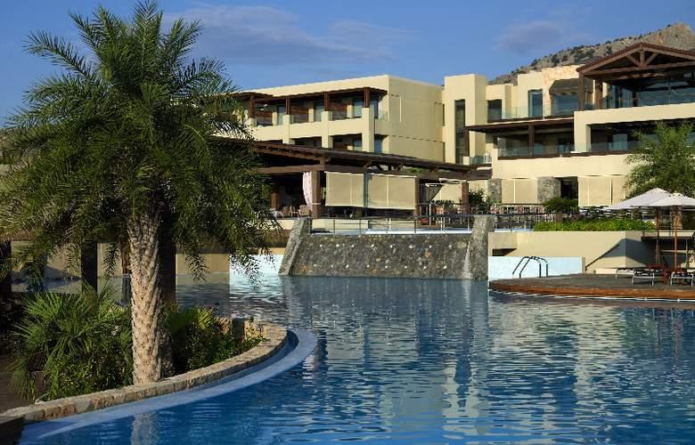 AquaGrand of Lindos exclusive deluxe resort - Hotel - 6