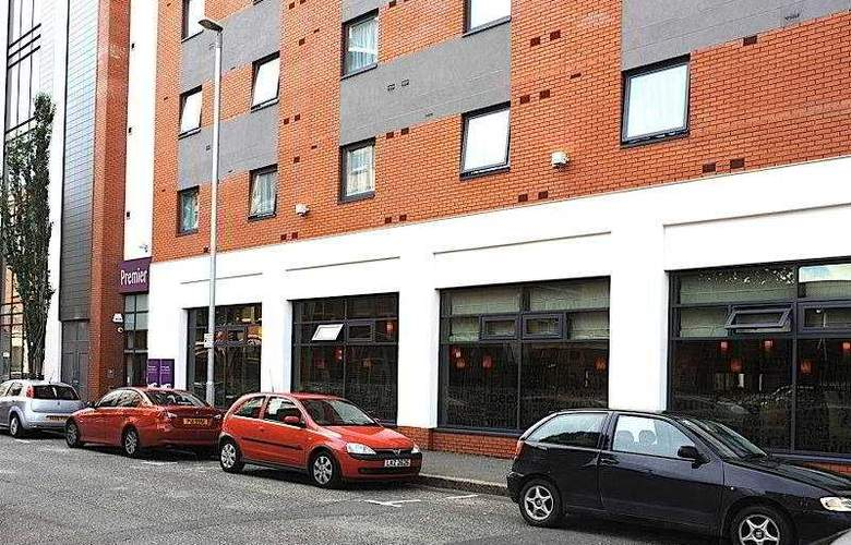 Premier Inn Belfast City Centre Alfred Street - Hotel - 0