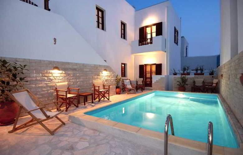 Asterias Hotel  - Pool - 7
