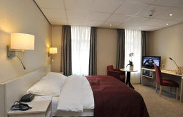 Golden Tulip Lion D´Or Haarlem - Room - 15