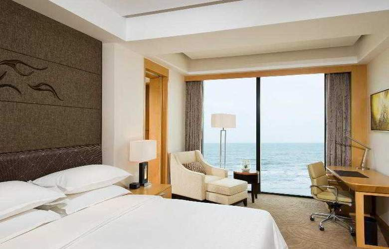 Sheraton Golden Beach Resort Yantai - Hotel - 10