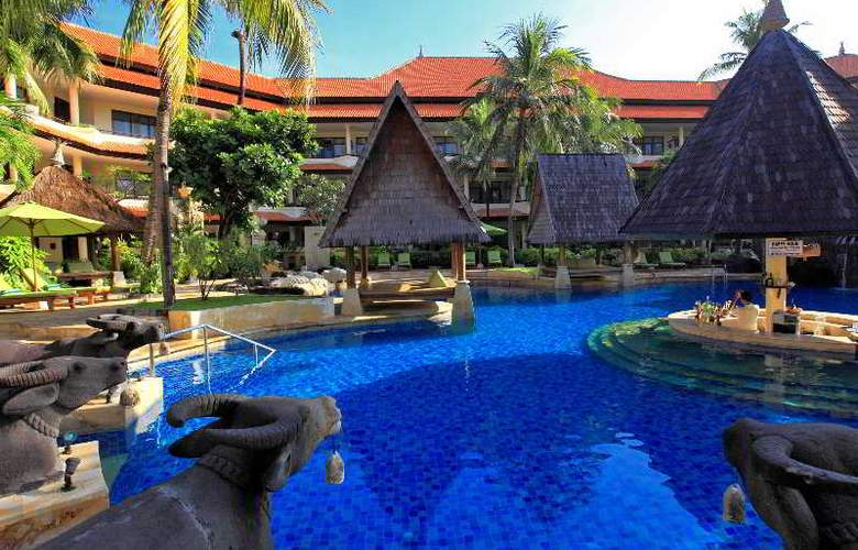 The Tanjung Benoa Beach Resort - Pool - 28