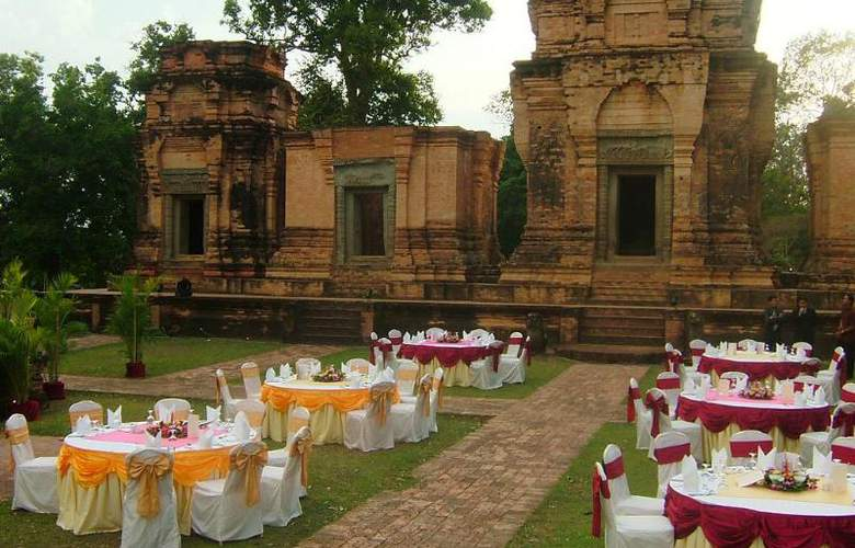 Angkor Century Resort & Spa - Terrace - 95