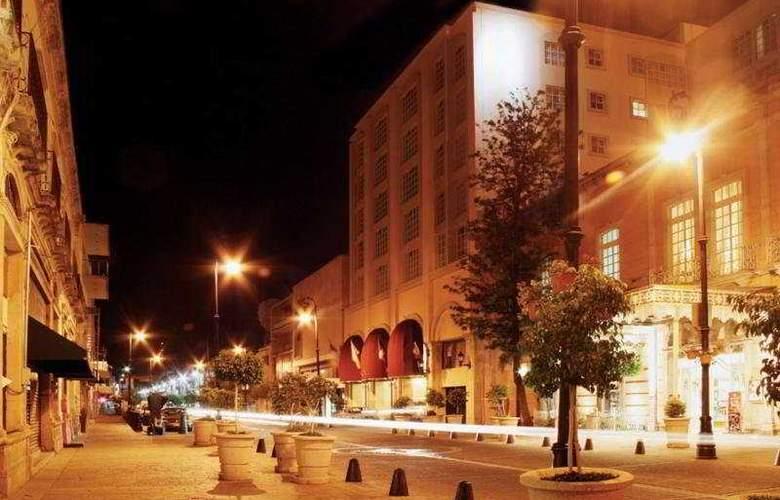 Francia Aguascalientes - Hotel - 0
