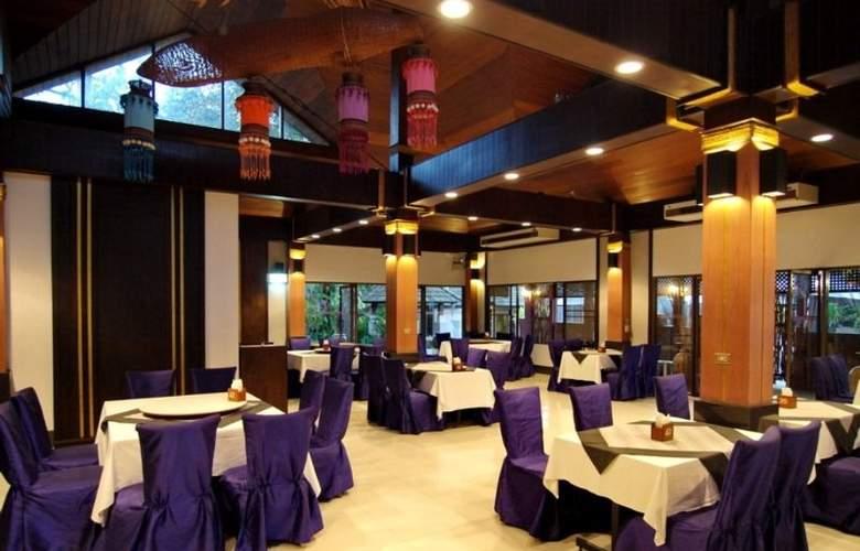 Tohsang Khongjiam Resort & Spa - Conference - 6
