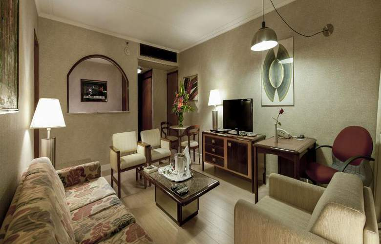 Maksoud Plaza - Room - 2