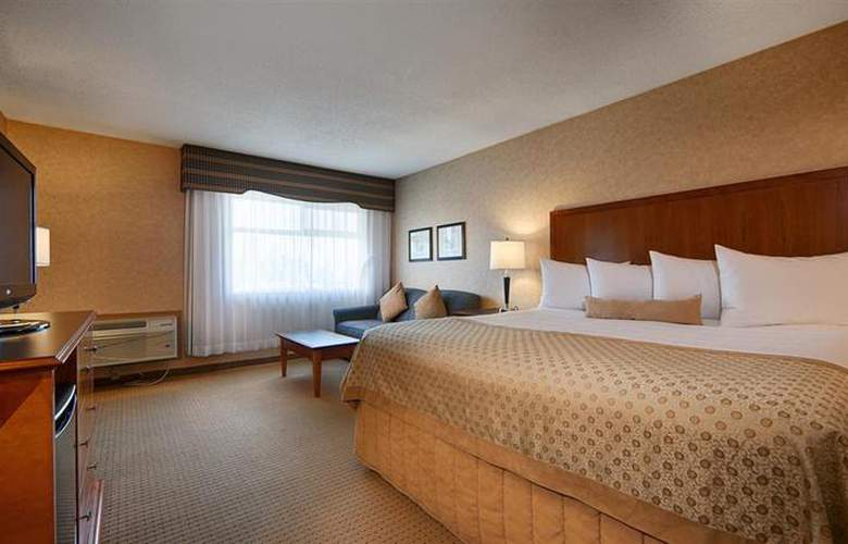 Best Western Langley Inn - Room - 43