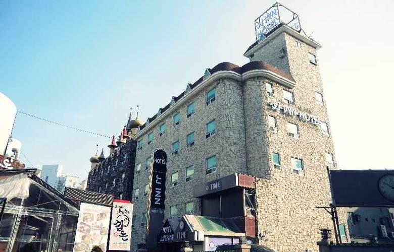 JJ Inn Busan - Hotel - 2