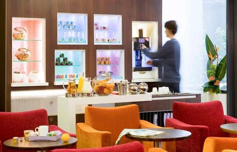 Novotel Suites Nice Airport - Bar - 19