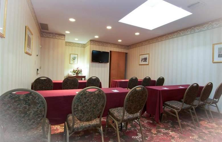 Best Western Woodbury Inn - Conference - 49