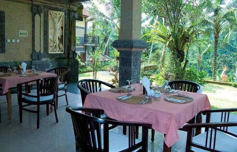 Puri Saron Hotel Ubud - Restaurant - 10
