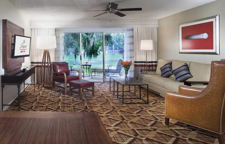 Sawgrass Golf Resort & Spa Marriott - Room - 13