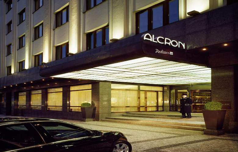 Radisson Blu Alcron Hotel - Hotel - 13