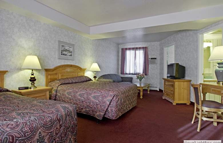 America's Best Value Inn Executive Suites Airport - Room - 6