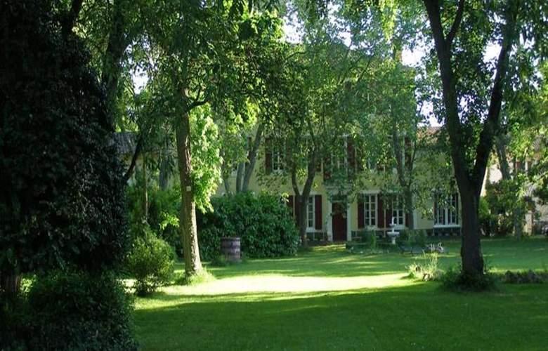 Relais du Silence Chateau de Lavail - Hotel - 14