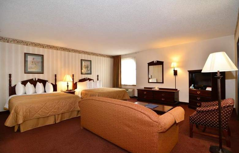 Best Western Music Capital Inn - Room - 68