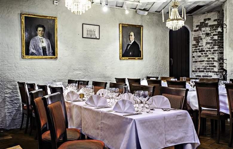 BEST WESTERN Tidbloms Hotel - Restaurant - 31
