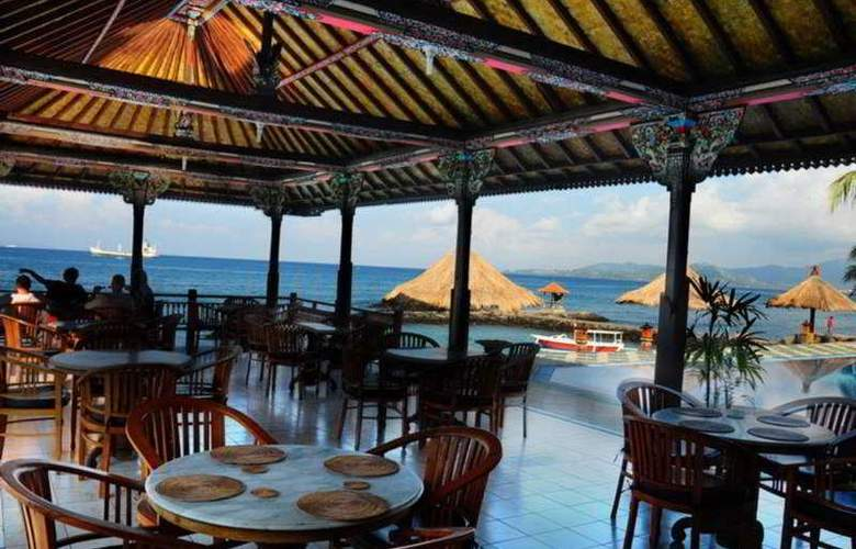 The Rishi Candidasa Beach - Restaurant - 9