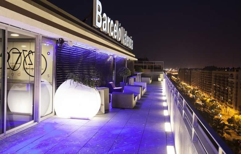 Barceló Valencia - Terrace - 34