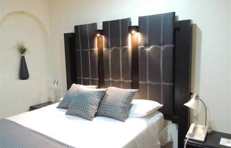 Best Western Hotel Real Tula - Hotel - 8