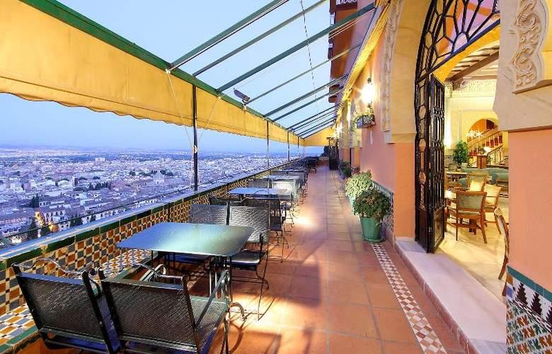 Alhambra Palace - Terrace - 6