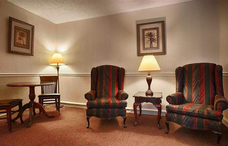 Best Western Chateau Louisianne - Room - 148