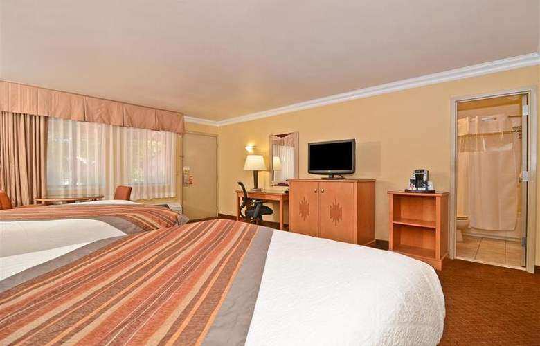 Best Western Premier Grand Canyon Squire Inn - Room - 121