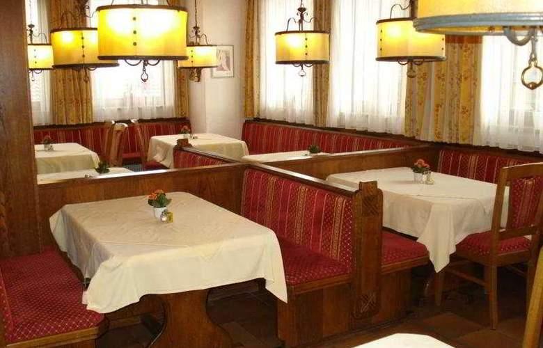 Sonne - Restaurant - 4