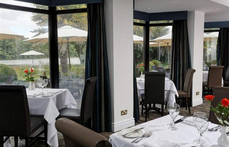Best Western Frensham Pond Surrey - Restaurant - 36