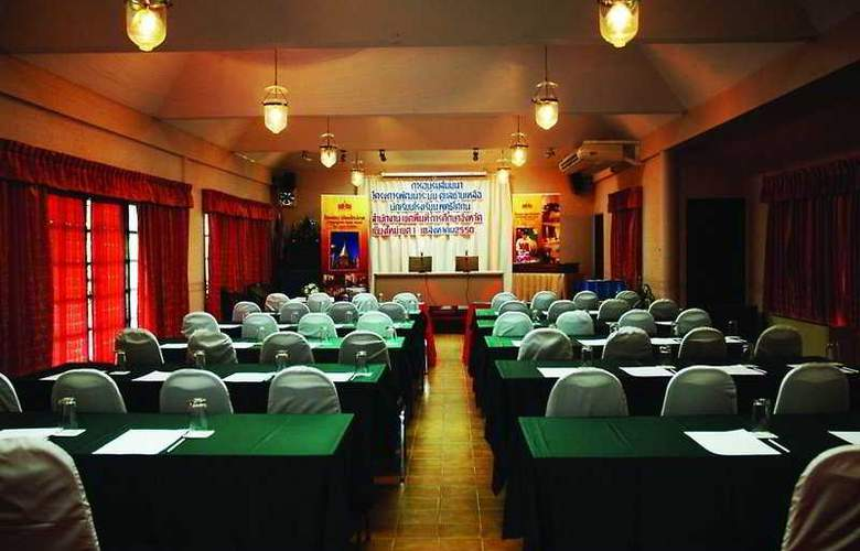 Chiang Mai Gate Hotel - Conference - 8