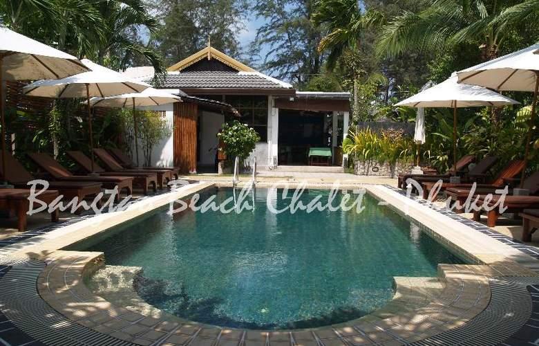 Bangtao Beach Chalet Phuket - Pool - 48