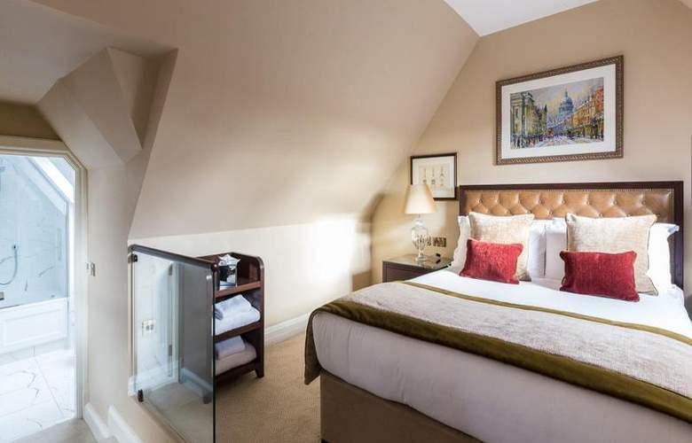St Paul Hotel - Room - 9