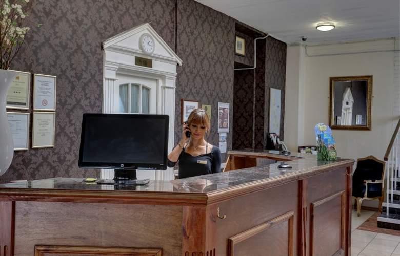Best Western Falstaff Hotel - General - 1