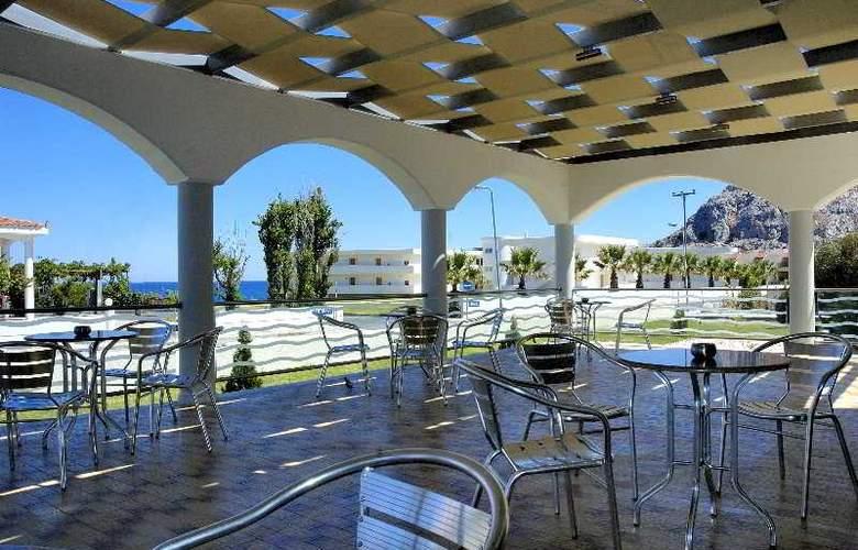 Kolymbia Bay Art - Terrace - 8