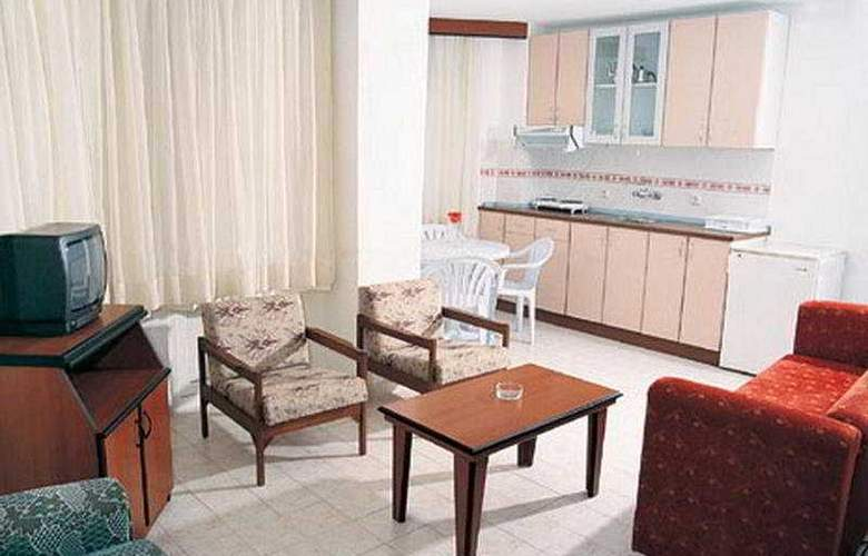 Volkan Hotel - Room - 5