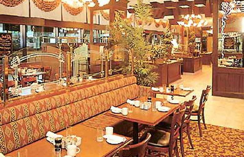 Ottawa Marriott Hotel - Restaurant - 8