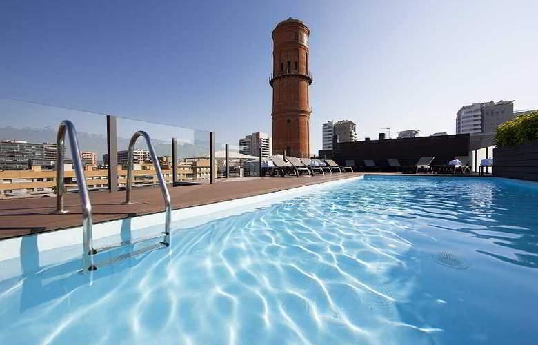 Attica21 Barcelona Mar - Pool - 15