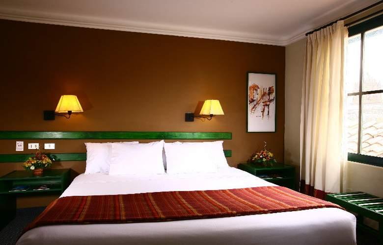 Casa Andina Classic Cusco Catedral - Room - 1