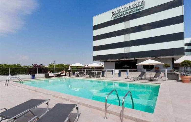 Pullman Bordeaux Lac - Hotel - 9