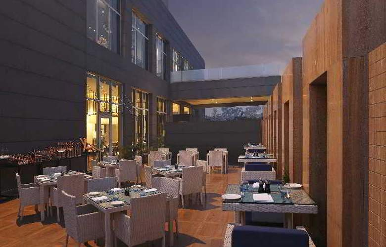DoubleTree by Hilton Pune Chinchwad - Terrace - 30