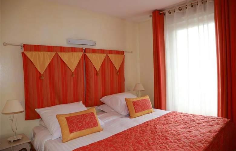 Best Western Soleil et Jardin Sanary - Room - 33